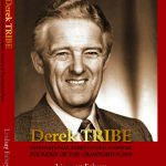 Derek Tribe Biography Cover