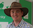 David Gale, PhD candidate in Soil Science, Charles Sturt University, Wagga Wagga, Australia