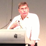 Dr Mark Rosegrant speaking at the AARES Conference, Sydney 2013